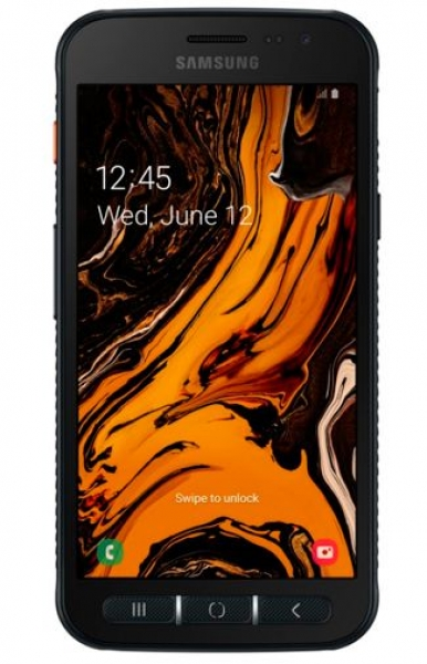 G398 Galaxy Xcover 4s duosim Black